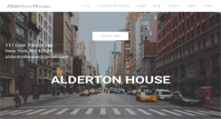 Preview of aldertonhouse.org